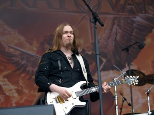 Matias Kupiainen from Stratovarius. Source: http://commons.wikimedia.org