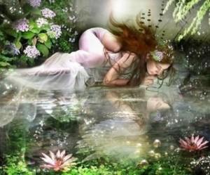 Aine - Irish Goddess of Love and Fertility